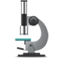 Microscope icon 64