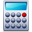 Calculator icon 32