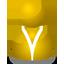 Yellow man icon 64