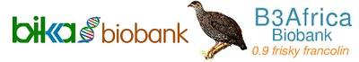 B3Africa Bika Open Source Biobank 0.9 Frisky Francolin