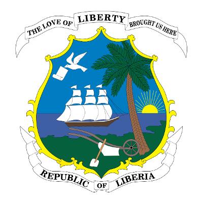 Liberia Coat of Arms 400 x