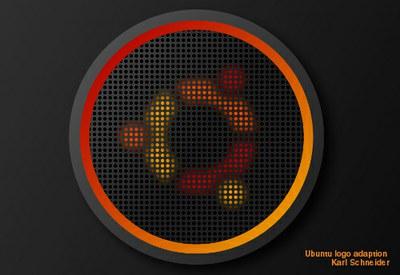 Ubuntu Open Source logo adaption