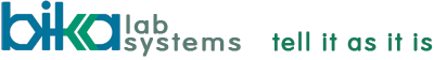 Bika Lab Systems Tell it as it is