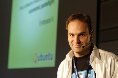 Cannoical's Mark Shuttleworth is an Open Source hero