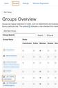 Navigate to Bika Senaite user group