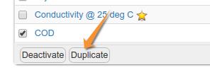 Analysis Service Duplication button in Bika and Senaite Open Source LIMS