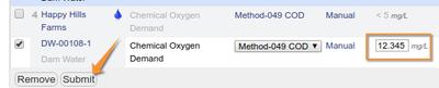 Capture retested result on Worksheet in Bika Open Source LIMS / Senaite